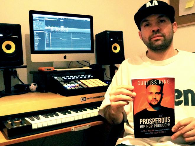 Curtiss King fuori con il nuovo libro dedicato ai producers
